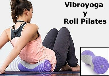 PRODUCTO VIBROYOGA Y ROLL PILATES