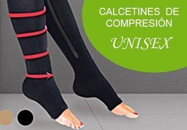 PRODUCTO CALCETINES DE COMPRESIÓN UNISEX